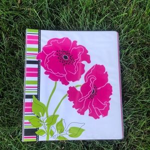 Other - Decorative 3 ring binder
